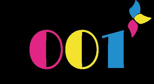 logo-1001 couleurs