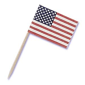 petits drapeaux à agiter personnalisés